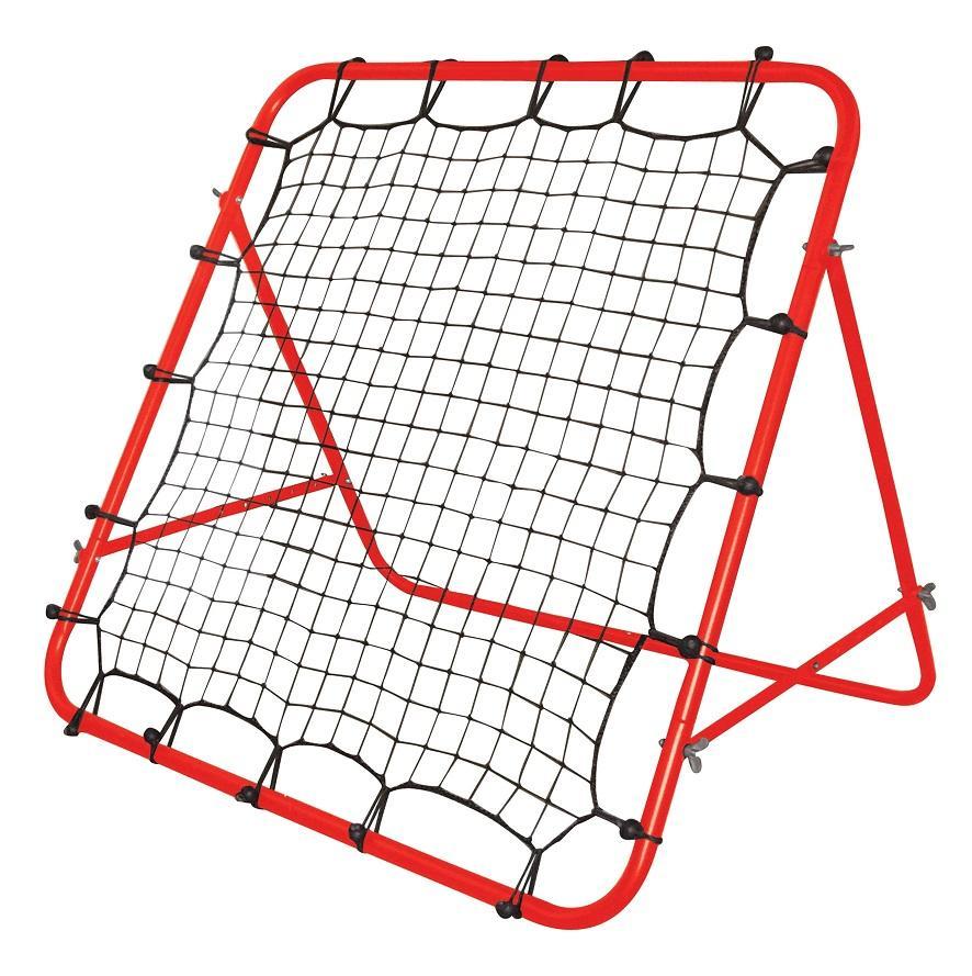 Tchoukbal (2 doelen + 3 handballen)